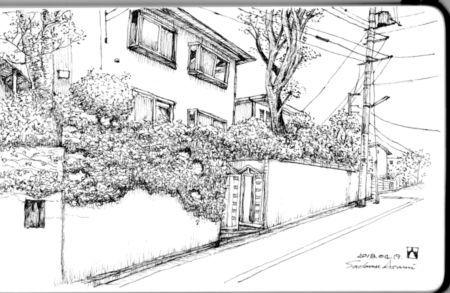 病院坂の樹 01