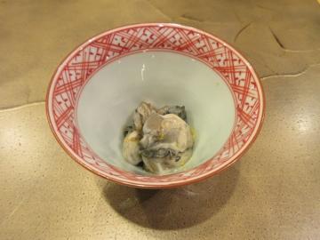 豊前の一粒牡蠣