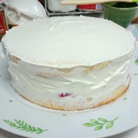 18.04.24いちごのケーキ3