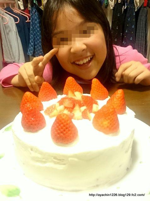 18.04.24いちごのケーキ5