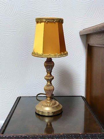 卓上ランプ1