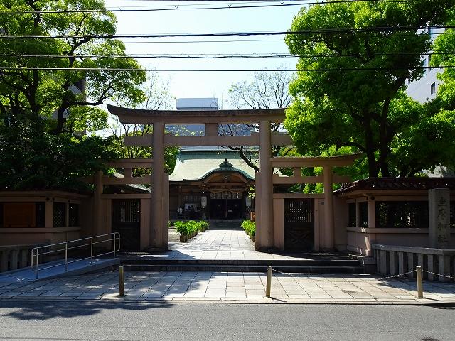 180421坐摩神社①