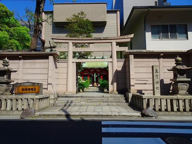 180421坐摩神社2