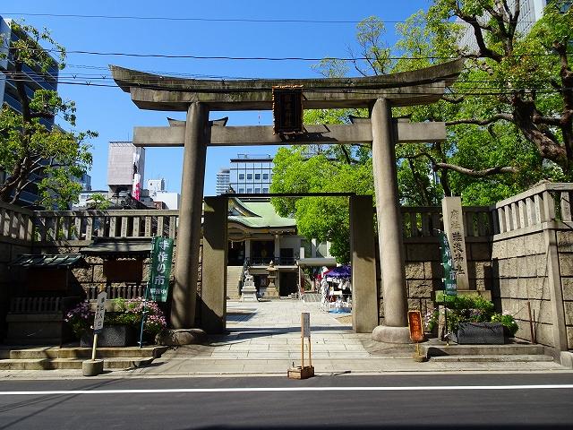 180421難波神社①