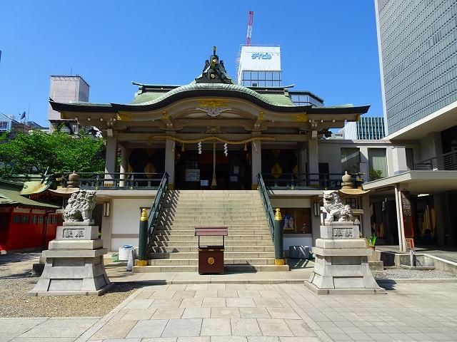 180421難波神社②