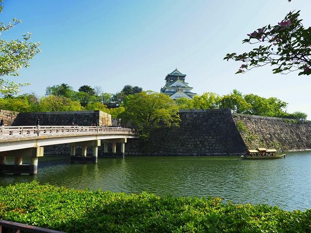 180421大阪城②