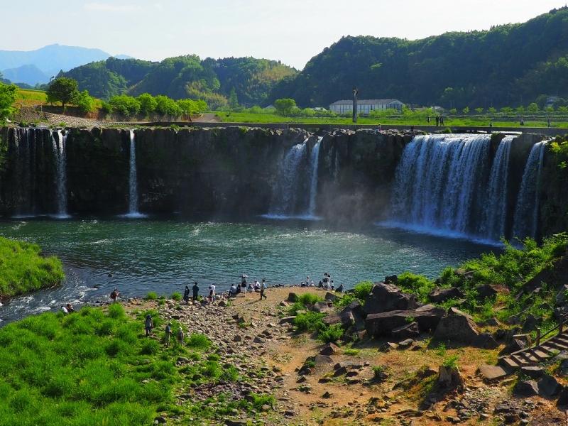 180430原尻の滝②1