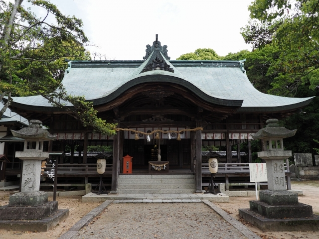 180503玉祖神社②