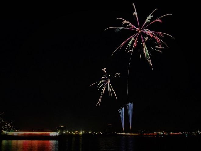 2018横浜開港祭花火(8)