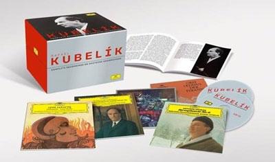 Rafael Kubelik The Complete Recordings On Deutsche Grammophon【『最安値64CD_2DVD』】ラファエル・クーベリック ドイツ・グラモフォン録音全集