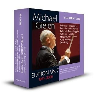 Michael Gielen Edition Vol.7【『最安値8CD』】ミヒャエル・ギーレン・エディション第7集