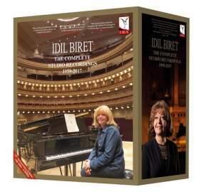 Idil Biret The Complete Studio Recordings 1959-2017【『最安値134CD』】イディル・ビレット スタジオ録音全集