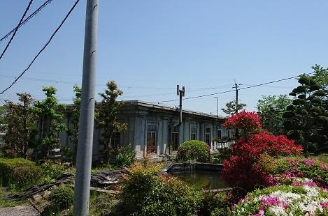 堀浄水場10