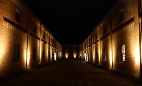 赤煉瓦倉庫夜景1