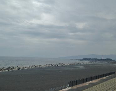 海が好き~