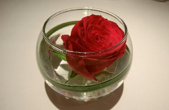 レセゾン お花