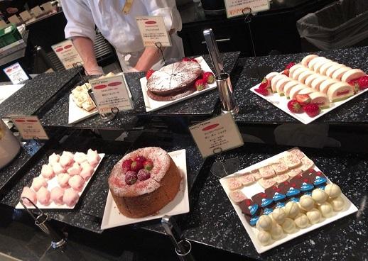 シェフズライブキッチン ケーキ