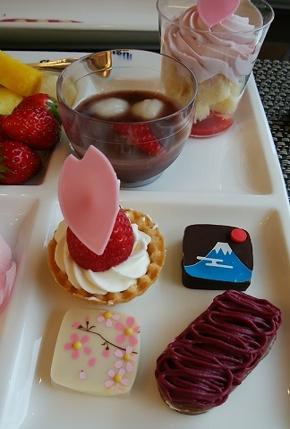 シェフズライブキッチン デザート皿 (2)