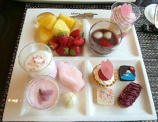 シェフズライブキッチン デザート皿