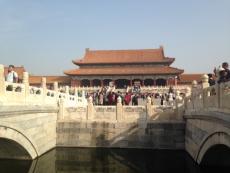 08北京バスツアー金水橋と大和門