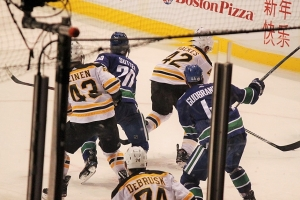 26Canucks VS Boston18試合IMG_0313