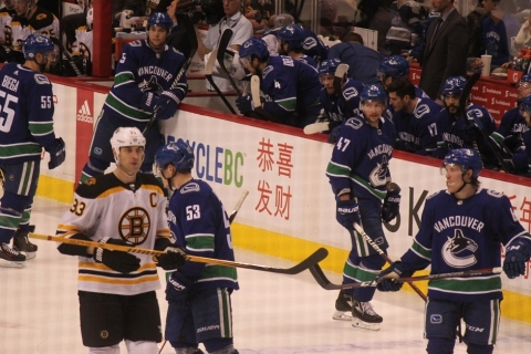 37Canucks VS Boston18試合IMG_0242