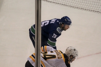 02Canucks VS Boston18選手IMG_0249