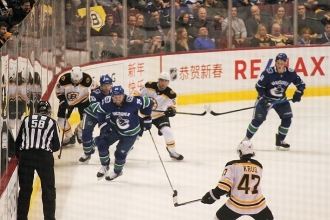 31Canucks VS Boston18選手IMG_0236
