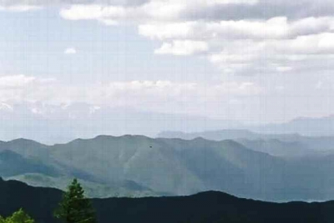 三峰山 美ヶ原3