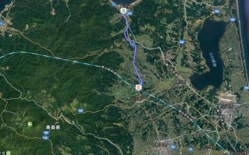 GPS十和田 (1)