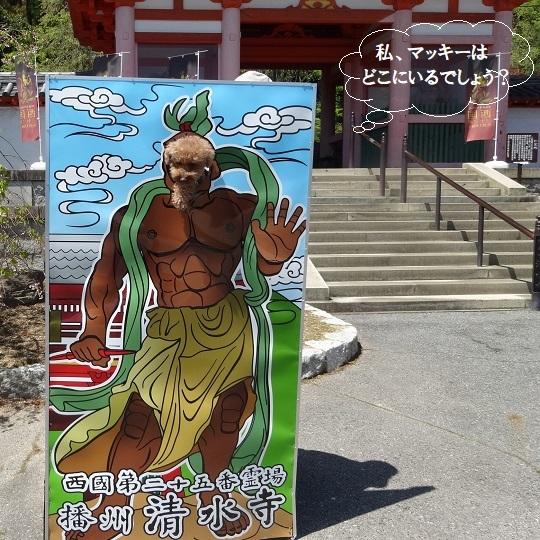 西国33ヵ所・播州清水寺