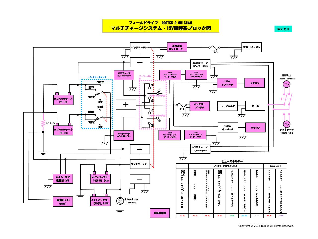 ROOTS12VDC回路図Rev20