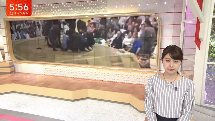 2018年04月06日林美沙希の画像10枚目