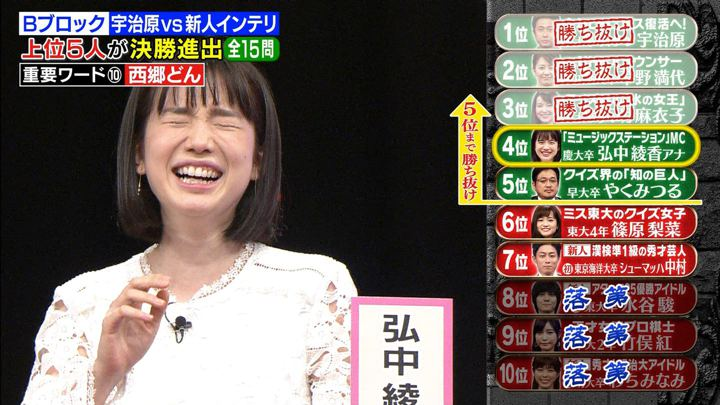 2018年05月14日弘中綾香の画像15枚目