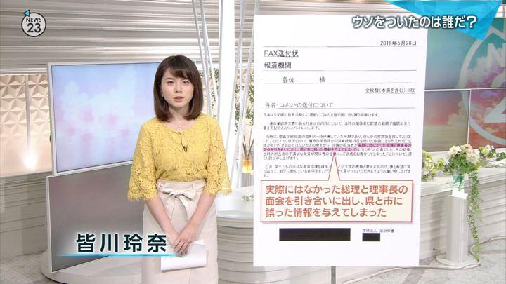 2018年05月28日皆川玲奈の画像01枚目