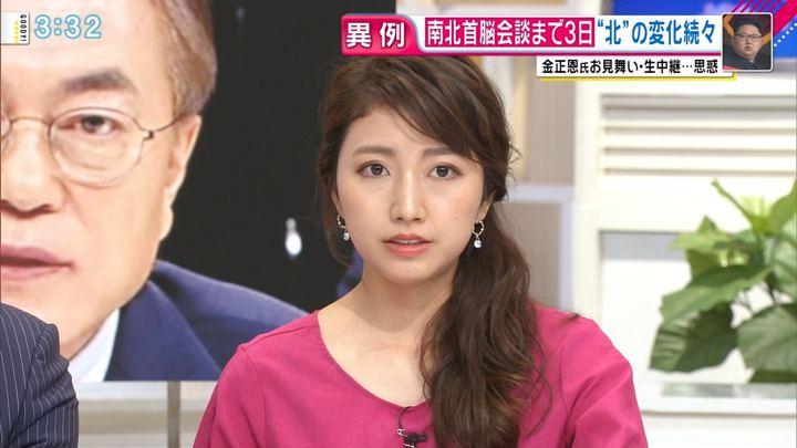 2018年04月24日三田友梨佳の画像13枚目