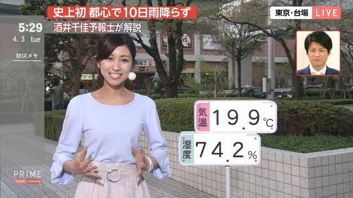 2018年04月03日酒井千佳の画像09枚目