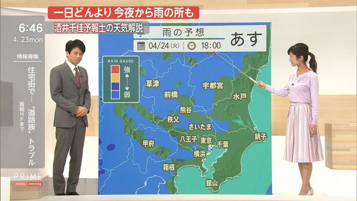 2018年04月23日酒井千佳の画像12枚目