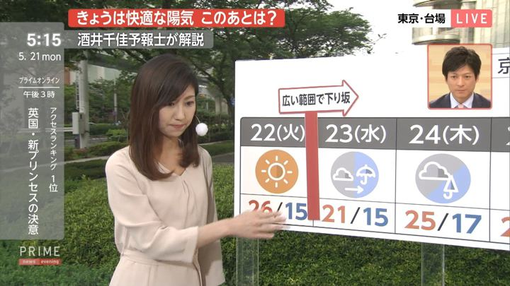 2018年05月21日酒井千佳の画像07枚目
