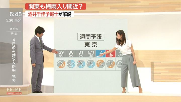 2018年05月28日酒井千佳の画像09枚目