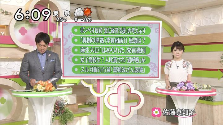2018年05月12日佐藤真知子の画像05枚目