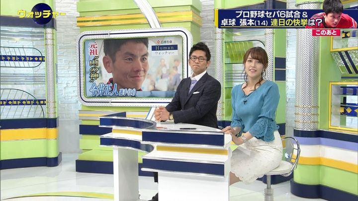 2018年04月07日鷲見玲奈の画像55枚目