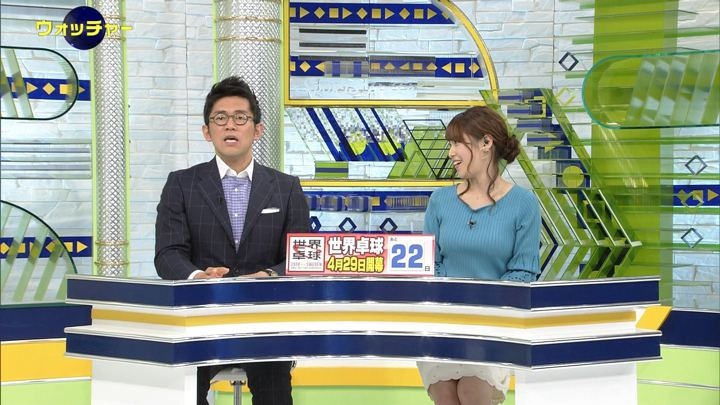 2018年04月07日鷲見玲奈の画像58枚目