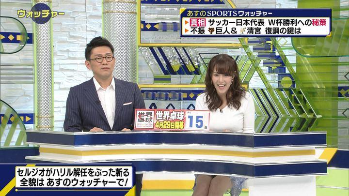 2018年04月14日鷲見玲奈の画像39枚目