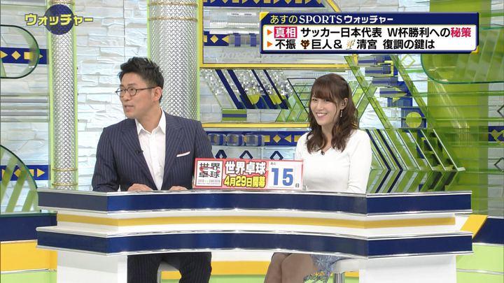 2018年04月14日鷲見玲奈の画像41枚目