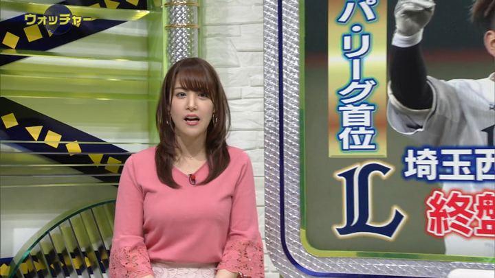 2018年04月18日鷲見玲奈の画像34枚目