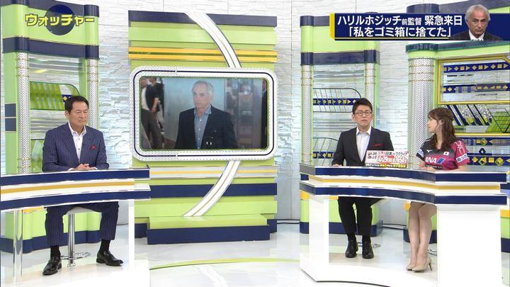 2018年04月21日鷲見玲奈の画像11枚目