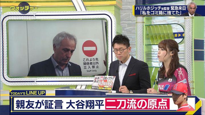 2018年04月21日鷲見玲奈の画像15枚目