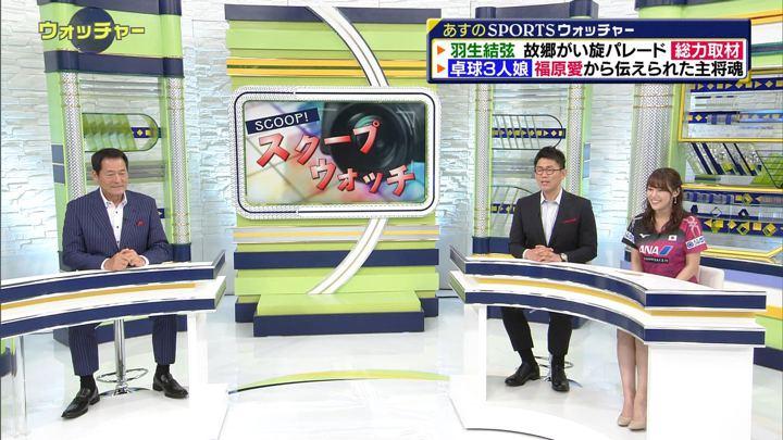 2018年04月21日鷲見玲奈の画像29枚目