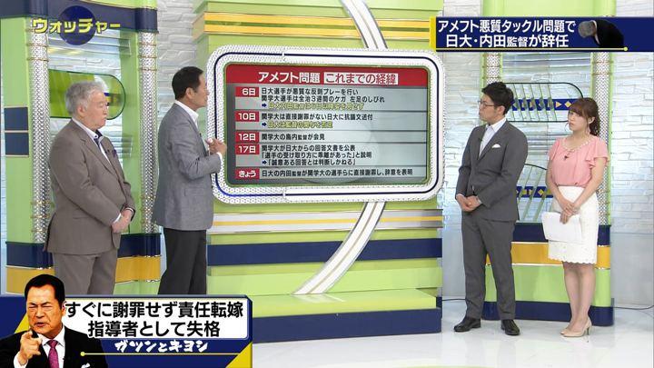 2018年05月19日鷲見玲奈の画像07枚目